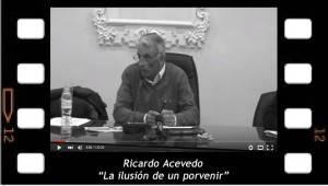 Ricardo Acevedo. La ilusión de un porvenir