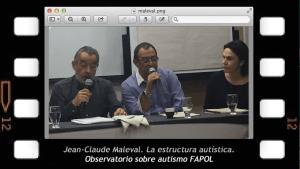Jean-Claude Maleval. La estructura autística, en Radio Lacan