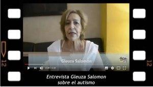 Entrevista a Gleuza Salomon sobre Autismo