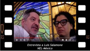 Entrevista a Luis Salamone. NEL Mexico