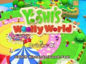 YOSHI'S WOLLY WORLD