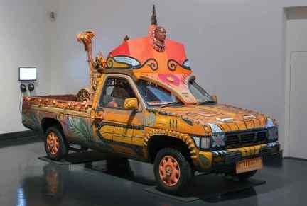The Tiki Love Truck. In memoria di John Joe, condannato a morte in Texas, 2007.
