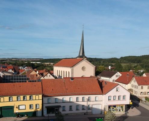 Tourismus Oberthulba