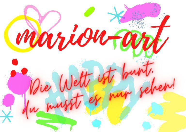 marion-art - über mich