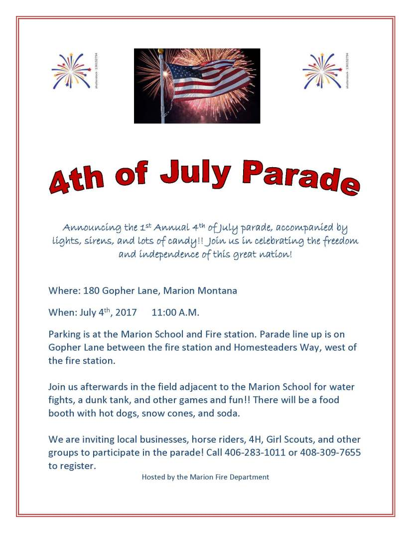 4th of July Poster (2)