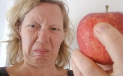 Ich gestehe: Ich ekel mich vor Äpfeln