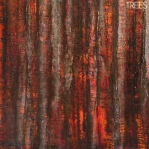Tree paintings by Marion Boddy-Evans Scottish Skye artist