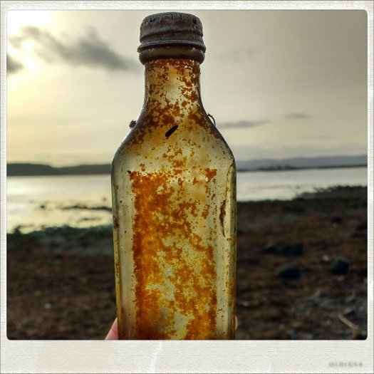 No Message in the Bottle on Skye