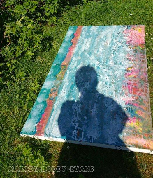 Majestic Minch seascape painting