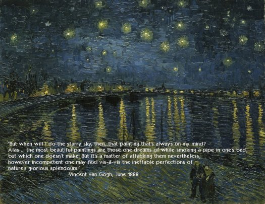 Van Gogh other Starry Night