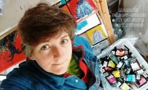 Marion Boddy-Evans Isle of Skye Art Studio Artist