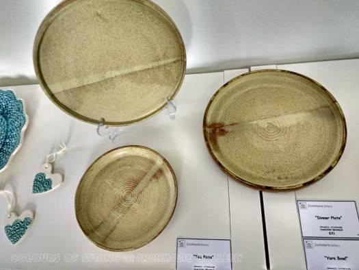 Inchmore Colours of Spring Exhibition Namdoog Ceramics