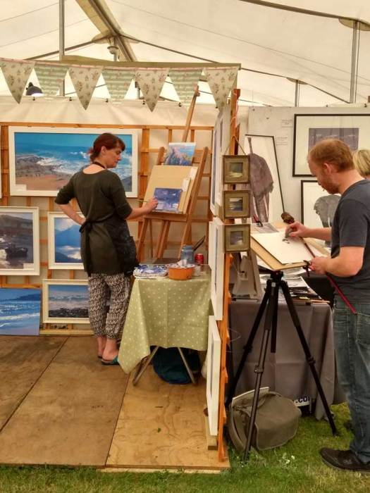 Patchings Fellow Artists