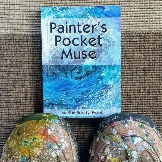 Painter?s Pocket Muse Book by Marion Boddy-Evans
