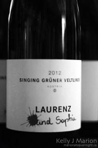 Best Medium White, Laurenz V Singing Gruner Veltliner 2011