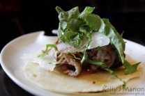 Beef Taco Appetizer