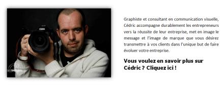 Signature cc3a9dric debacq