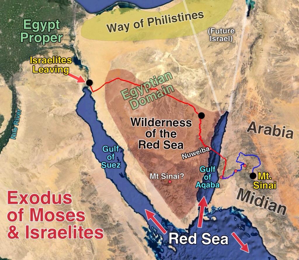 Moses Military Bible Tactics Raw Word Of God
