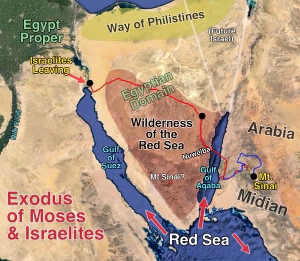 Moses' Military Bible Tactics – Raw Word of God