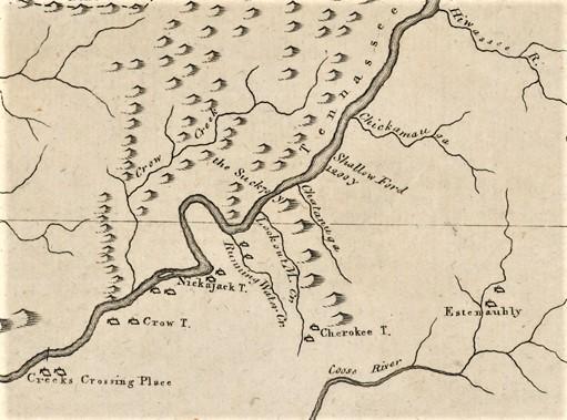1795 Tennessee Survey
