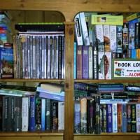 Zeswoordverhaal: Boeken