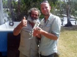 McGyver meets Barefoot Bushman