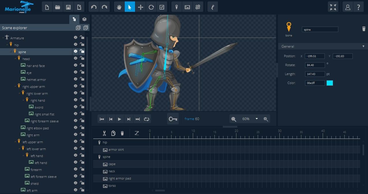Tools Used By Animators
