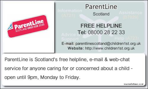 ParentLineScotland