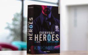 livre everyday heroes k. bromberg