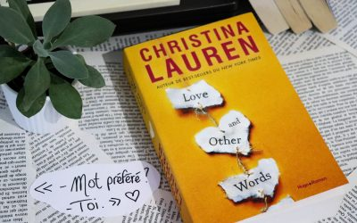 Love and other words – Christina Lauren