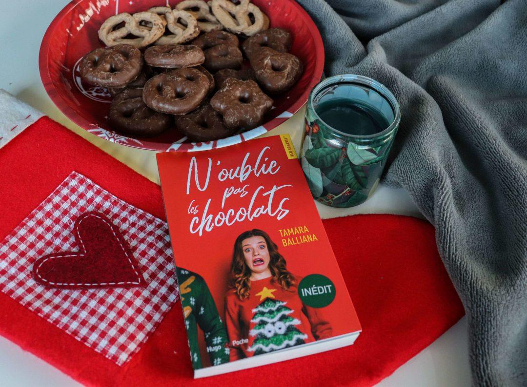 n'oublie pas les chocolats tamara balliana romance de noel