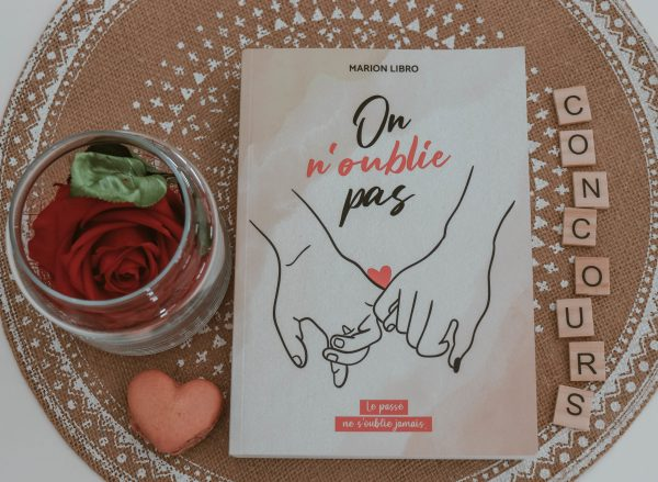 on n'oublie pas marion libro concours