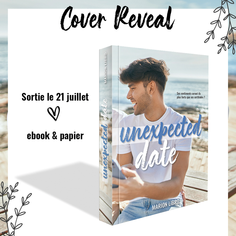 unexpected date marion libro cover reveal