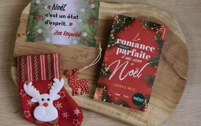 La romance presque parfaite d'une accro à Noël – Laura S Wild