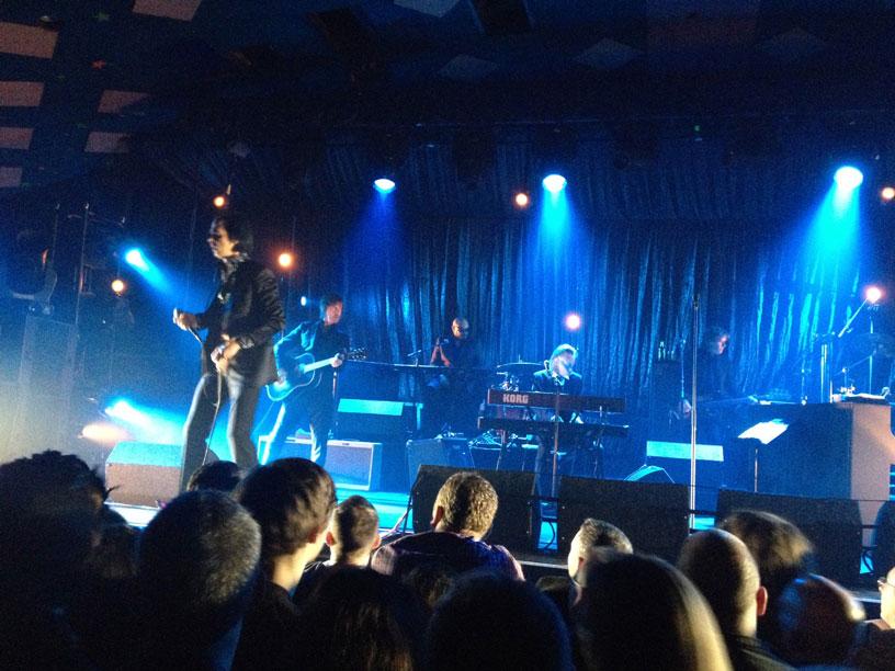 Nick Cave and the Bad Seeds, Glasgow Barrowland, Halloween 2013