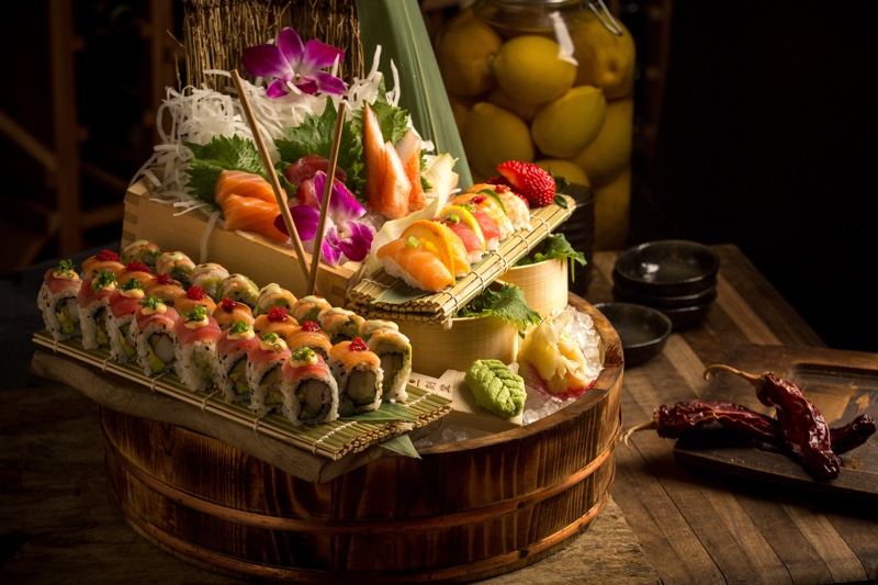 Top Sushi Restaurants Near Me