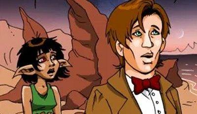 Rêve numéro 12 : au revoir Docteur