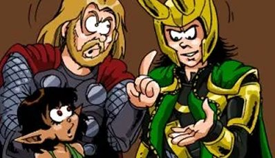 Rêve numéro 10 : Tao sur Asgard