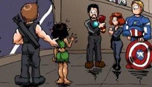 Rêve numéro 5 : Tao rencontre les Avengers