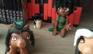 Figurines et crafting sur Katura