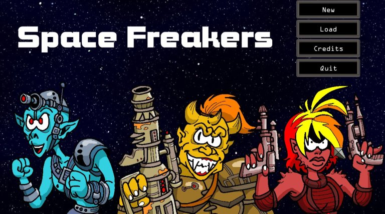 SPACE FREAKERS Eng1