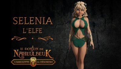Fan-art de l'Elfe par Alliances