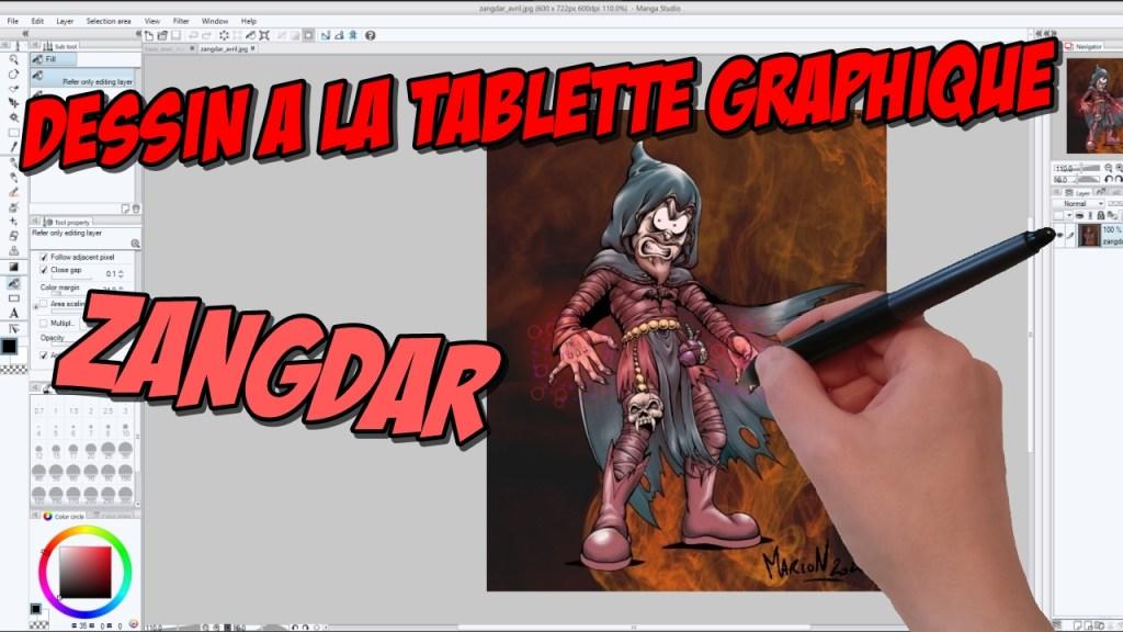 Vidéo : illustration de Zangdar