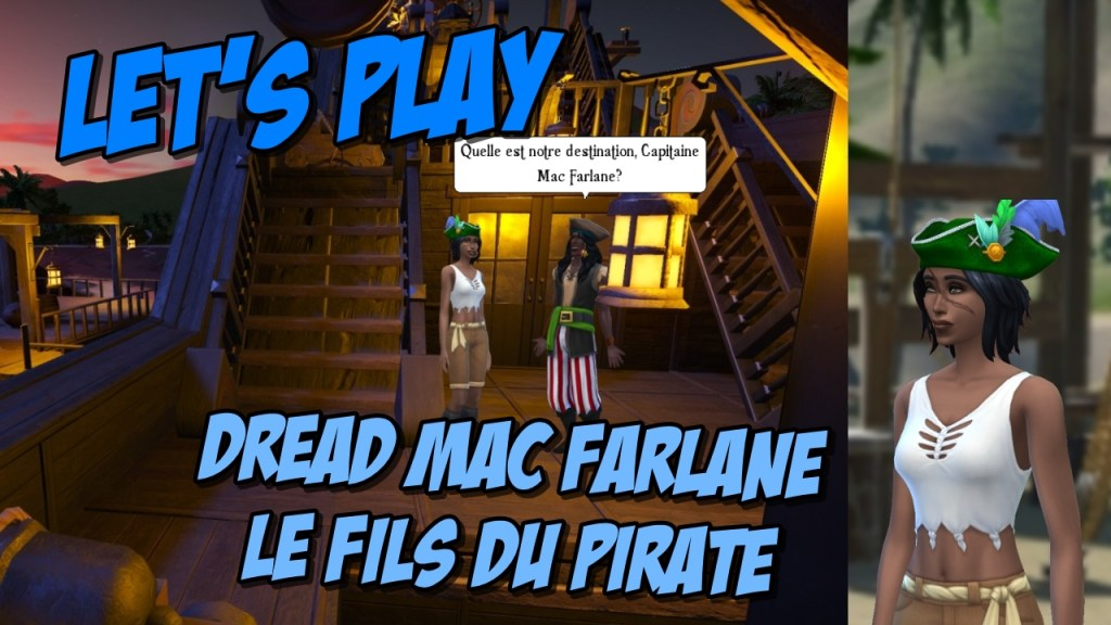 Let's Play : trilogie Dread Mac Farlane