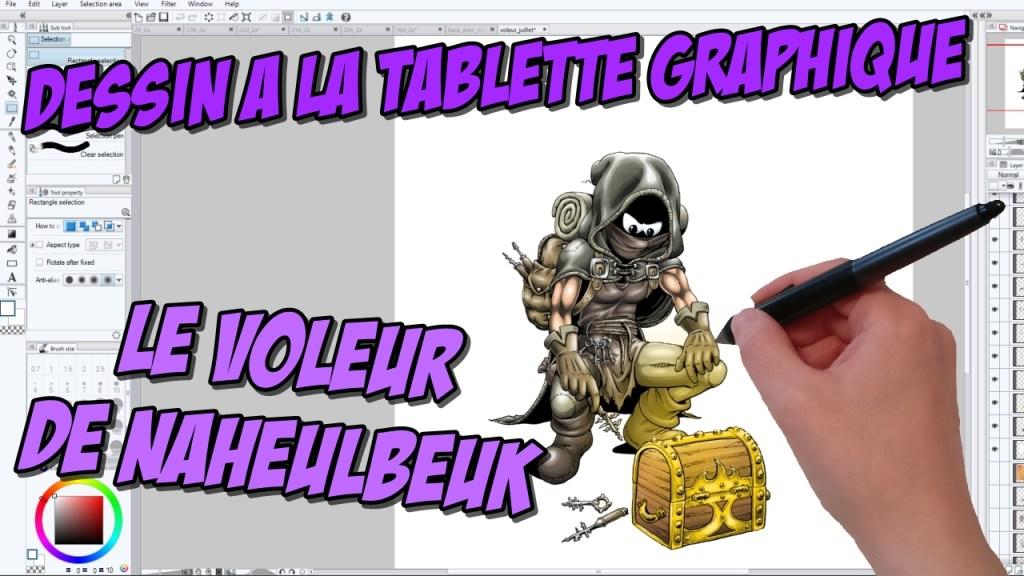 Making-of Vidéo du Voleur de Naheulbeuk