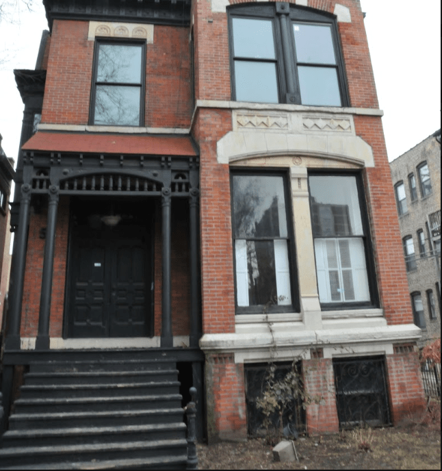 522 W Deming Place Chicago Il Marion Restoration