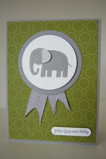 stampinup_zoo babies_babykarte