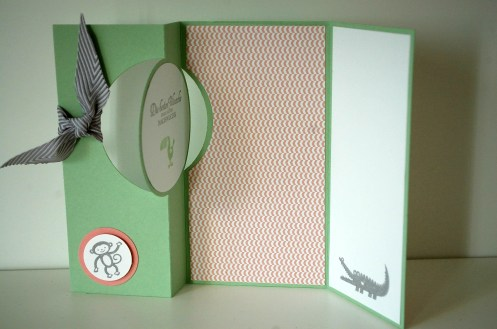 stampinup_thinlits pop up_zoo babys_pistazie