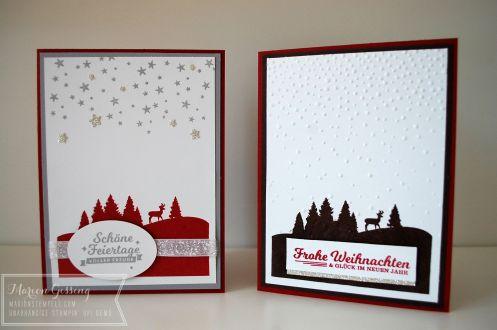 stampinup_schöne feiertage_weihnachtskarten