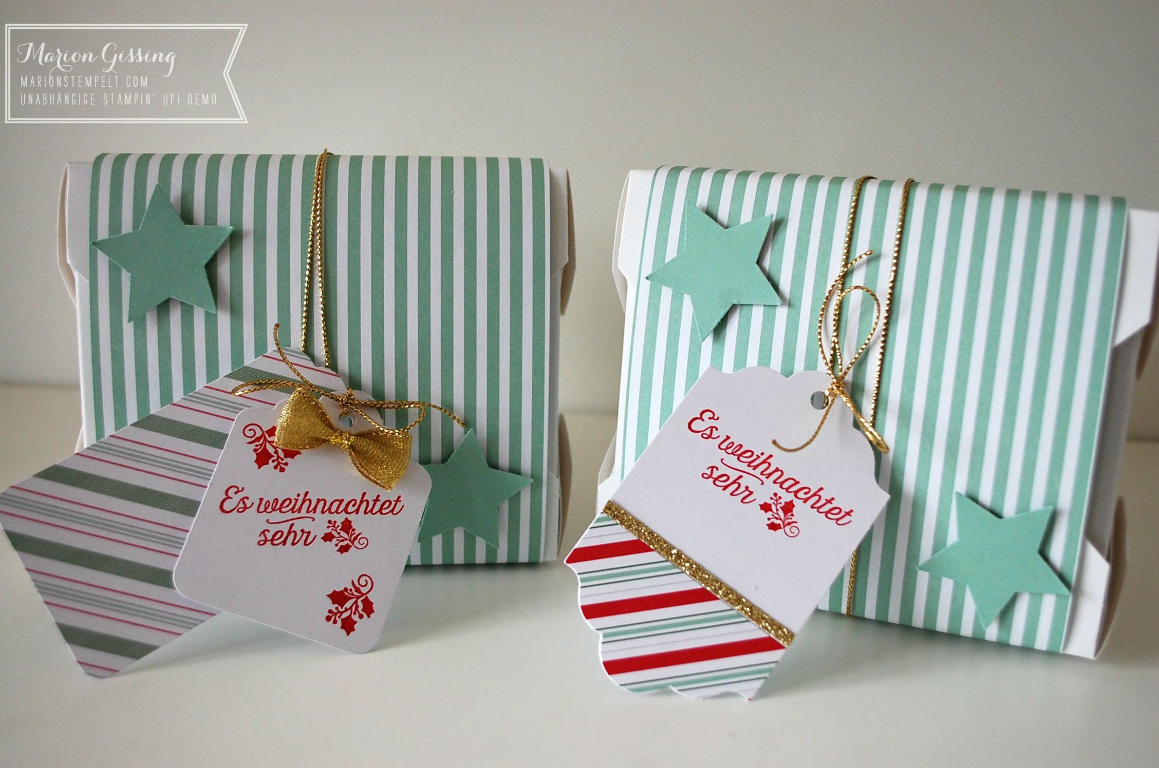 Meine Weihnachtsgeschenke.Weihnachtsgeschenke Für Meine Kolleginnen Stampin Up In München